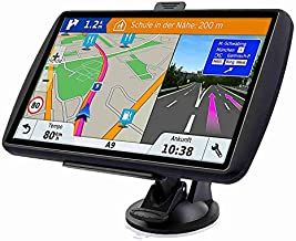 GPS Navigator 7-inch 8GB GPS Navigation System,Real-time Voice Announcements in Over 40 Languages, Driving Alerts, Free Updated Maps