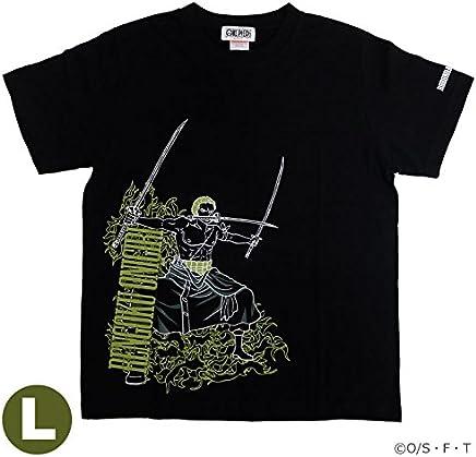 【フジテレビ限定】ワンピース バトルシリーズ Tシャツ ゾロ Lサイズ