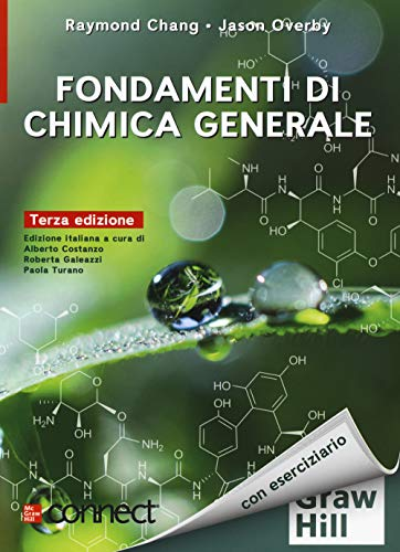 Fondamenti di chimica generale. Con Connect