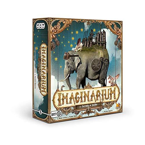 Gen x games Imaginarium