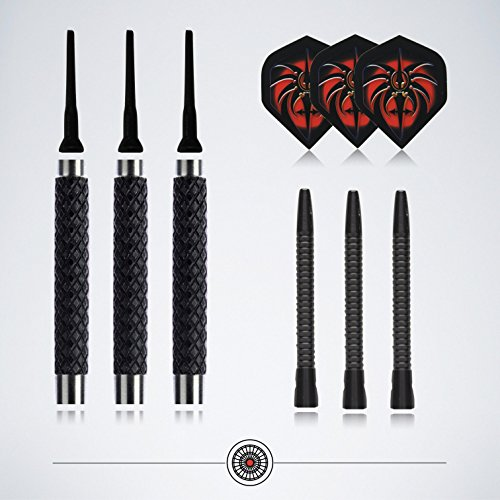 "Profi Soft-Darts Set ""Dark Knights"" von myDartpfeil - 4"