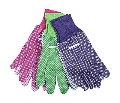 CON:P B46356 Handschuhe Baumwolle, 3 Paar, Gr. 7
