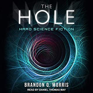 The Hole audiobook cover art