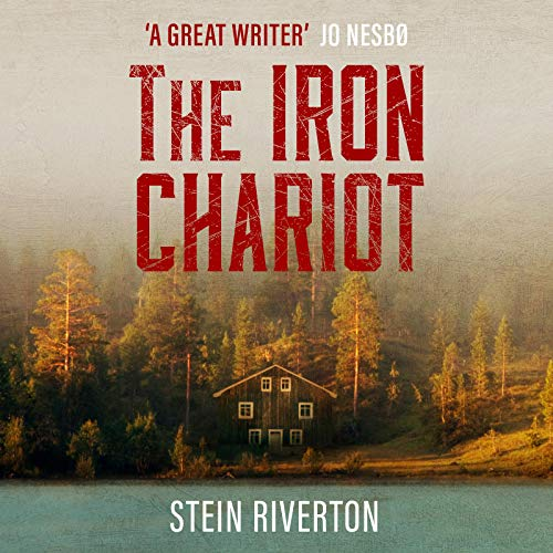 The Iron Chariot audiobook cover art