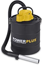 varo POWX300 Aspirador de cenizas, 1200 W, 240 V, Negro