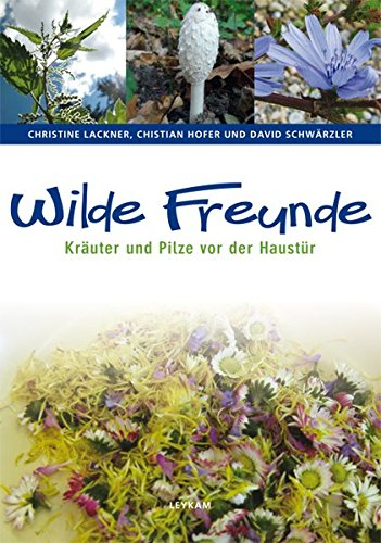 Wilde Freunde: Kräuter und Pilze vor der Haustür