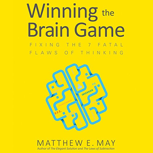Winning the Brain Game audiobook cover art