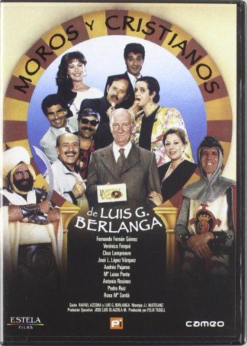 Moros Y Cristianos [DVD]