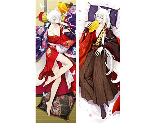 Promini Kamisama Kiss Nice to Meet You, Anime, Sexy Anime, Hugging Pillow, Short Anime Pillowcase, Cool Boy Body Pillow Cover for Home Decor 20 x 60 inch