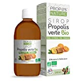 Propos Nature - Sirop À La Propolis Verte Bio (Certifié Ab) - Contenance : 200 ml