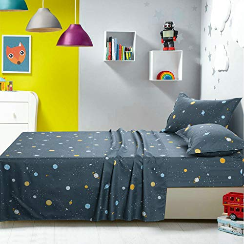 outer space bed sheets - 7