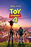 Tainsi Toy Story 4 Character Combination Anime Movie Poster