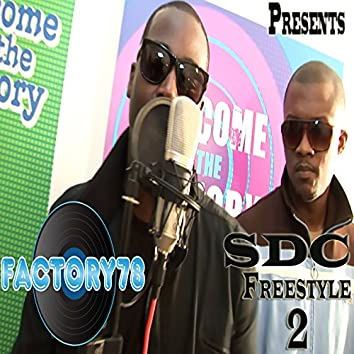 Factory78 Presents Sdc Freestyle 2 - Single