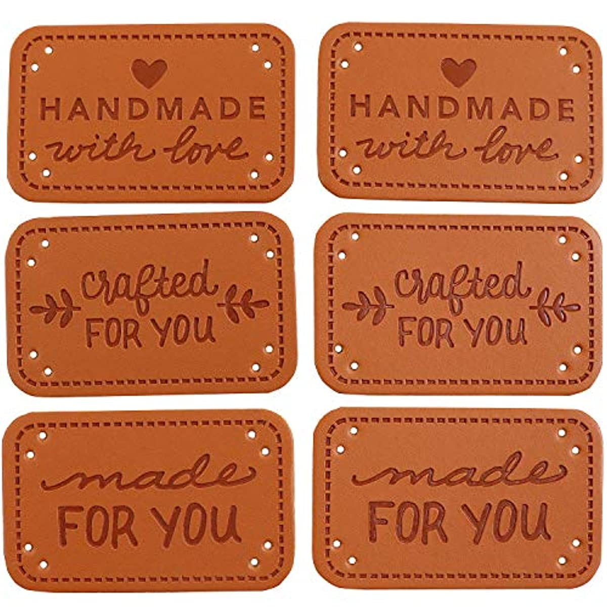 Boye Craft Project and Clothing Sewing Labels, 6pc