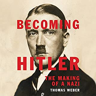 Becoming Hitler cover art