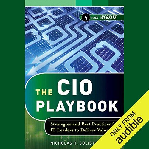 The CIO Playbook cover art