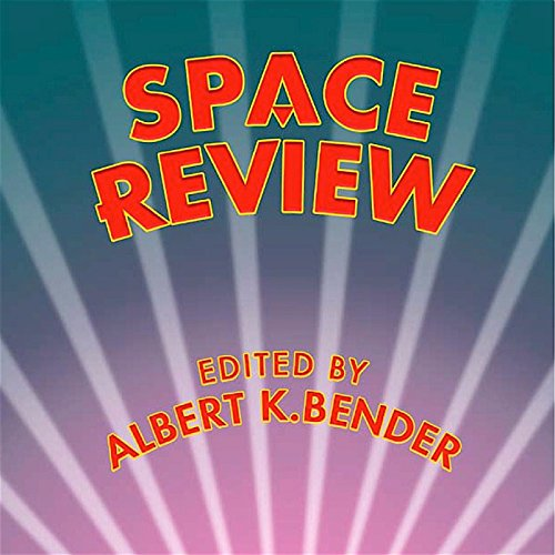 Space Review audiobook cover art
