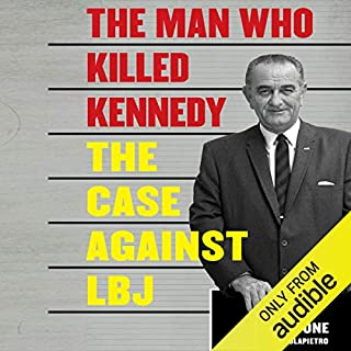 The Man Who Killed Kennedy cover art