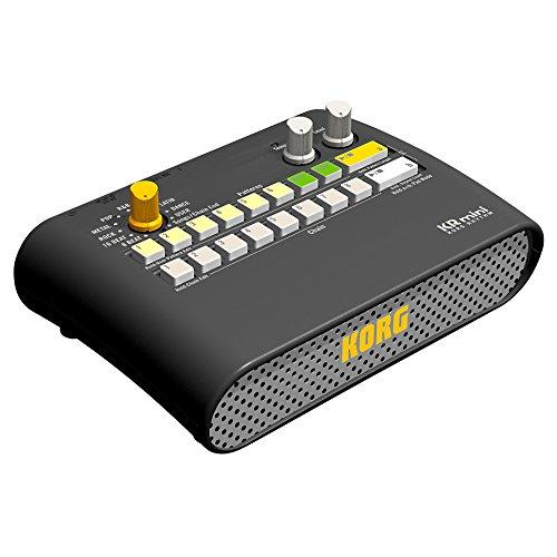 Korg KR Mini KR-55 - Caja de ritmos, color negro