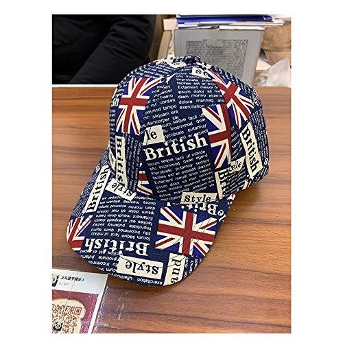 MIBQM Sombrero de algodón para papá Gorra de béisbol Graffiti Personalizado Snapback Moda Deportes Sombreros para Hombres Mujeres Hip Hop Cap