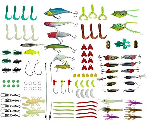 Steady Essentials Fishing Tackle Beginner Kit