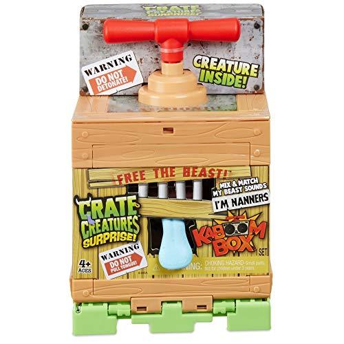 Giochi Preziosi Crate Creatures Kabbom Box Nanners