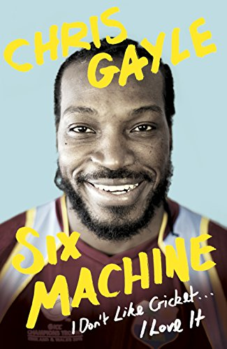 Six Machine: I Don't Like Cricket ... I Love It