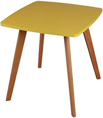 Amazon.com: International Caravan Square End Table: Kitchen ...