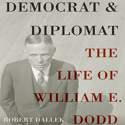 Democrat and Diplomat audiobook cover art