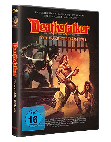 Deathstalker-The Warriors from Hell [Import]