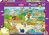 Schmidt Spiele Puzzle 56349 - Puzzle Infantil (60 Piezas), diseño de ratón