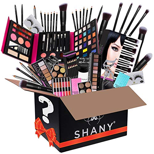 Product Image of the SHANY Gift Surprise - AMAZON EXCLUSIVE - All in One Makeup Bundle - Includes Pro...