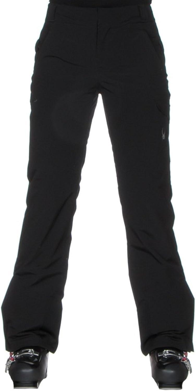 (4Regular, Black)  Spyder Tailored Fit Pant