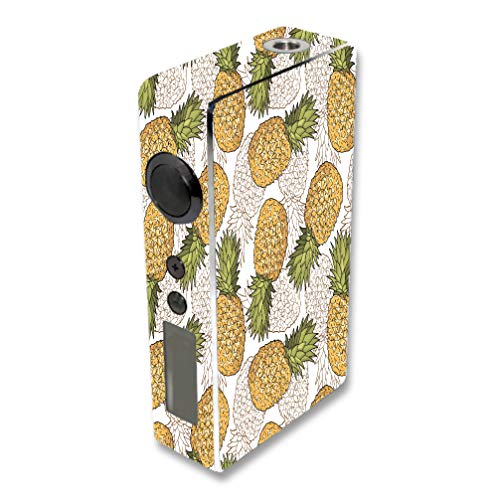 Decal Sticker Skin WRAP Pineapple Pattern for Sigelei 150W