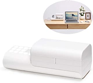 Pen Holder - Multi-Function Nordic Creative Combination Rack, Six-in-one Combination with Pen Holder, Home Desk Finishing Box