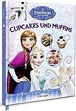 Disney Die Eiskönigin - Cupcakes und Muffins: Das Backbuch für alle Fans der Eiskönigin - Disney