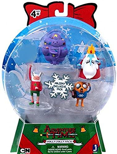 ADVENTURE TIME UGLY chandail Holly Jolly Pack Exclusve