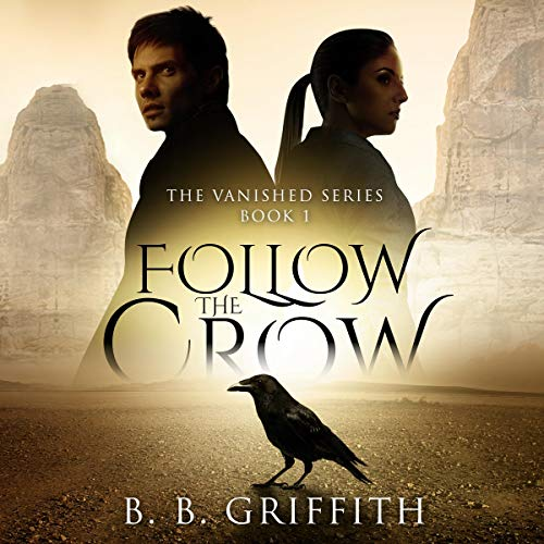 Follow the Crow audiobook cover art