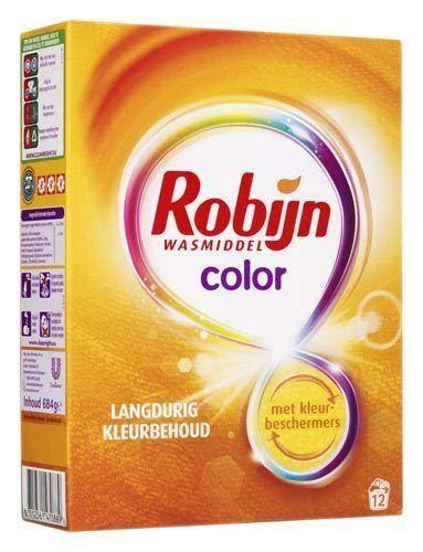 Robijn Wasmiddel Color Poeder, 684 g