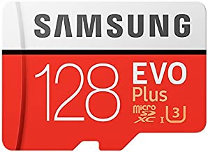 samsung evo plus 128gb u3