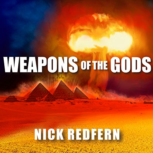 Weapons of the Gods audiobook cover art