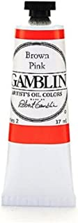Gamblin Artist Oil 37Ml Brown Pink