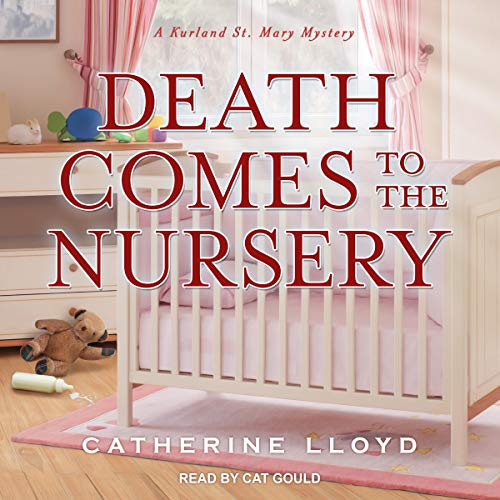 Death Comes to the Nursery audiobook cover art