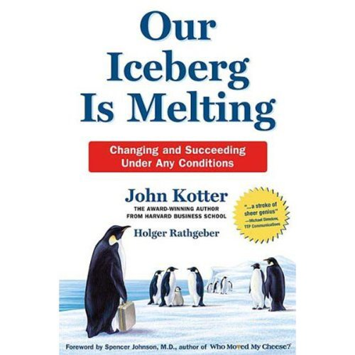 『Our Iceberg Is Melting』のカバーアート