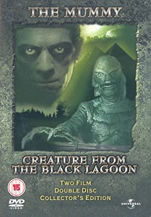 Mummy, the/Creature from the Black Lagoon [Import anglais]
