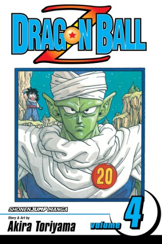 Dragon Ball Z, Vol. 4: Goku Vs. Vegeta (English Edition)