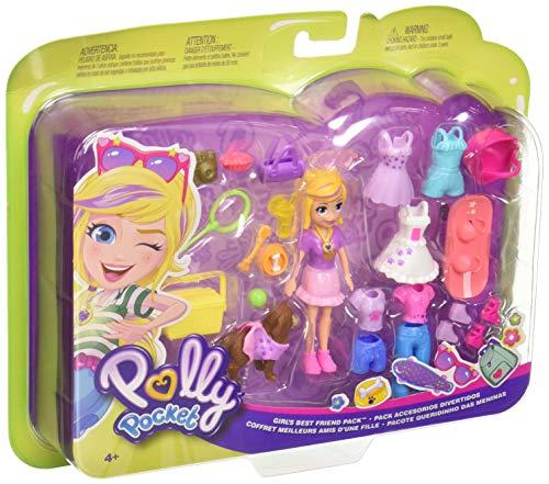 POLLY Pocket - GirlS Best Friend Pack