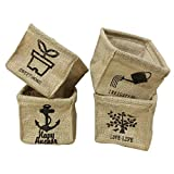 Topke Snack Sacos Cesta de Escritorio de Acabado para el Dormitorio/Sala de Estar