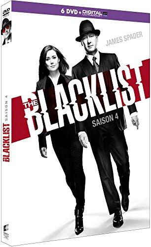 Blacklist - Seizoen 4 (1 DVD)