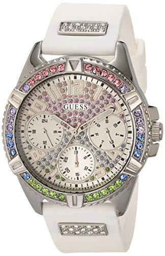 Guess Multifunctionele dameshorloge Trendy Code GW0045L1